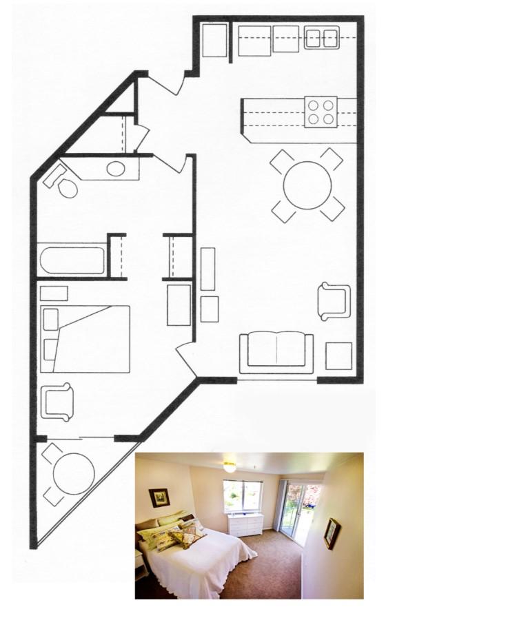 Senior Apartment Homes In Burien Near Seattle